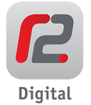 R2 Digital Logo